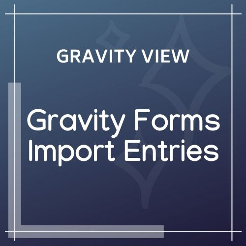 gv Gravity Forms Import Entries