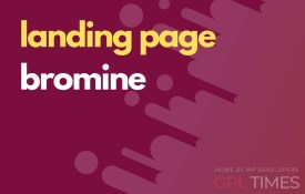 landing page bromine