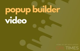 popup build video