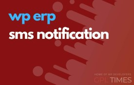 wp erp sms notification