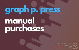 gppress manual purchases