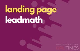 landing page temp leadmath