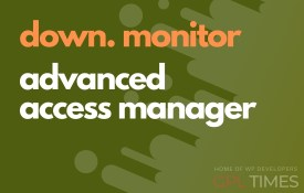 down monitor access manager