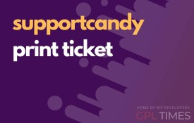support candy print ticket