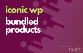 iconic wp bundled products