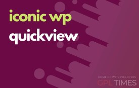 iconic wp quickview