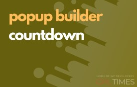 popup build countdown