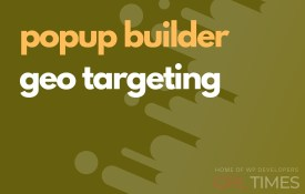 popup build geo targeting
