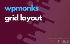 wp monks grid layouts