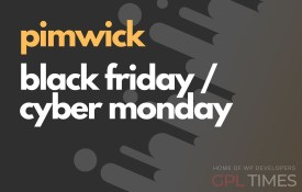 Pimwick black friday cyber monday