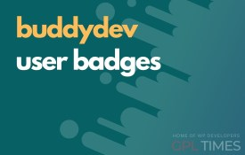 buddydev user badges