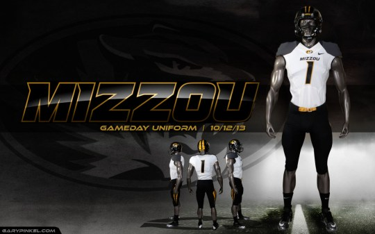 Mizzou-Nike-Uniform-White-Black-Tiger