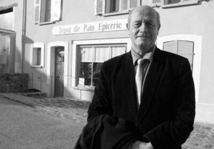 Portrait de Jacques Drouhin, maire de Flagy