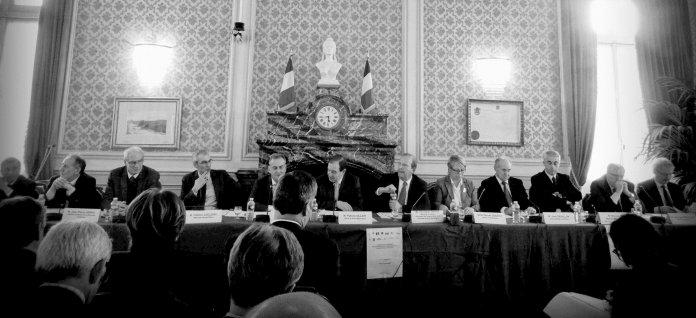 Conférence de presse des maires de