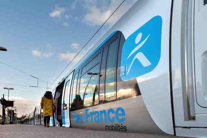 Transilien Ile de France Mobilités