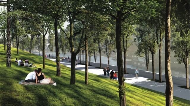 Ile Seguin-Projet DBS-Espaces publics 5