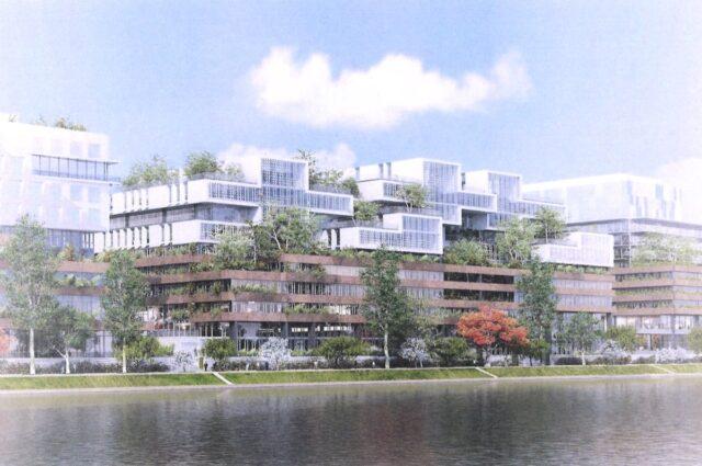 Ile Seguin-Projet DBS-Lot 1-Immeuble C