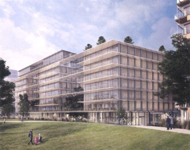 Ile Seguin-Projet DBS-Lot 2-Immeuble D