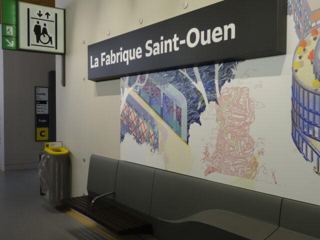 Photo design Grand Paris Express