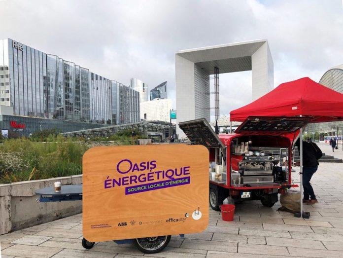 Oasis Café à La Défense