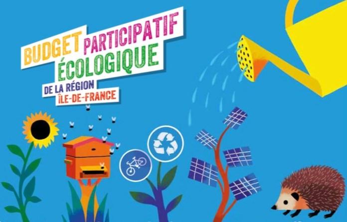Logo Budget participatif Idf