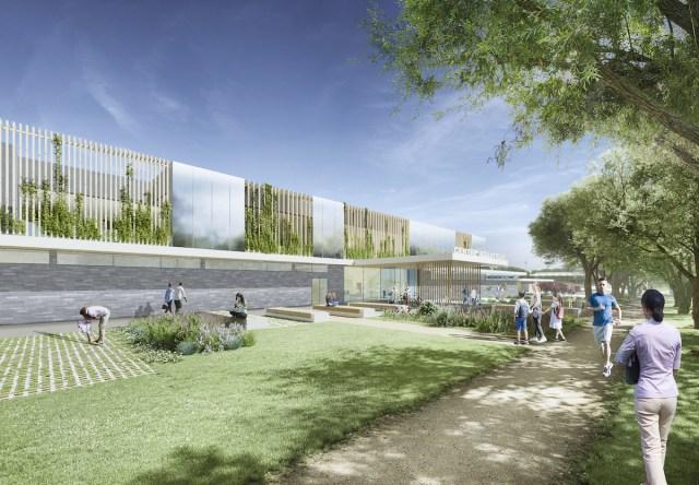 3-Centre aquatique de Marville - PARVIS