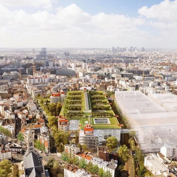 Hopital Grand Paris Nord
