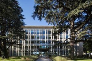 EXPOSITION Jean Tschumi, architecte - Cité de l'architecture