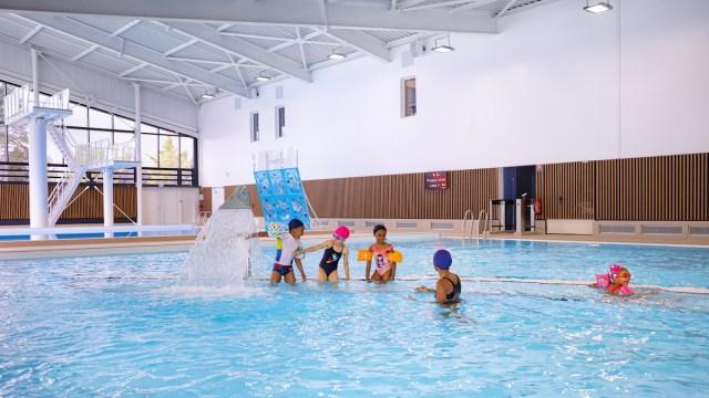 L'Odyssée, centre aquatique d'Aulnay-sous-Bois
