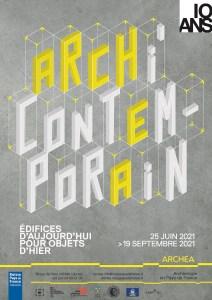 Archi'contemporain au musée Archéa de Louvres @ Musée Archéa