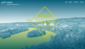 ZIGZAG - FESTIVAL D'ARCHITECTURE ET DES ARTS DE L'ESPACE @ Le long de la Vallée de la Seine, d'Achères à Deauville