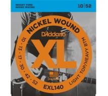 DAddario EXL140 El. gitar strenger (010-052)