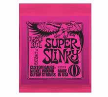 Ernie Ball - Super Slinky .009 - .042