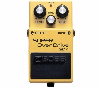 Boss - SD-1 Super Overdrive