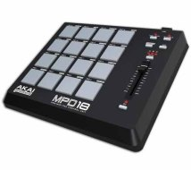 Akai - MPD18 Compact Pad Controller(Utstilling)