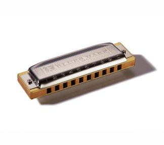 Hohner - MS Blues Harp, Bb(B)