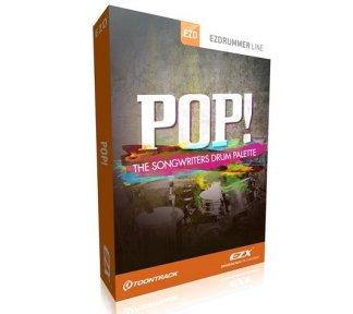 Toontrack - EZX POP!