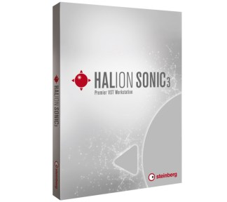 Steinberg - HALion Sonic 3, VST Bundle