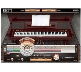 Toontrack - EZkeys Upright Piano
