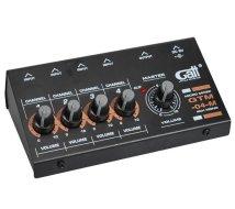 Gatt Audio - GTM-04-M Travel mixer