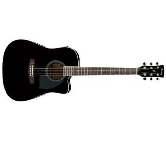 Ibanez - PF15ECE BK, Westerngitar