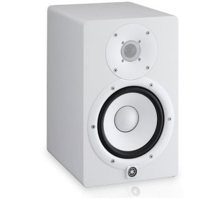 Yamaha - HS7 White, Studiomonitor (Pris Pr. Stk)