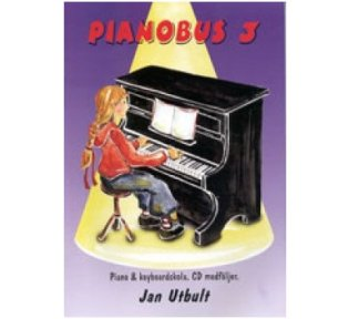 Pianobus 3 m/CD (Pianosprell) Jan Utbult
