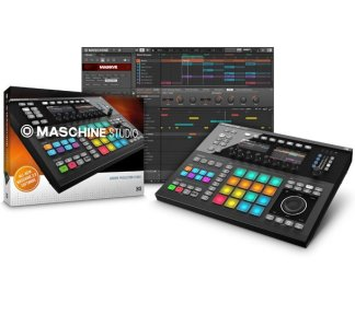 Native Instruments - Maschine Studio, Black