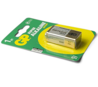 GP Batteries - 6LR61/9V Batteri