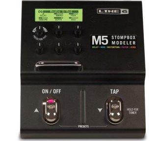 Line 6 - M5, Stompbox Modeler