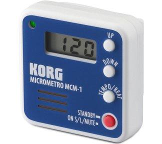 Korg - MCM-1BL, Metronom, Blå