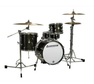 Ludwig - Breakbeat LC179X Questlove (Black Gold Sparkle)