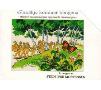 """Kanskje kommer kongen"" - Bok 6 Altsaxofon"