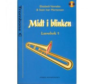 Midt i Blinken Lærebok 1 for Trombone C